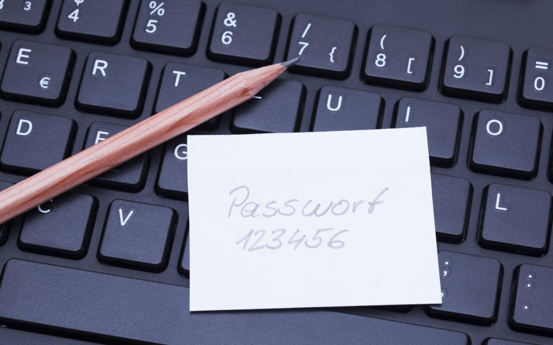 Sichere Passwörter erstellen (Bild: iStock / Rallef)