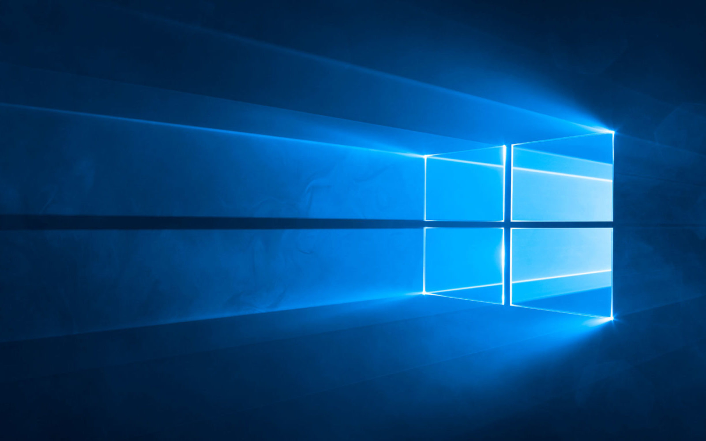 Windows 10 Wallpaper (Bild: Microsoft)