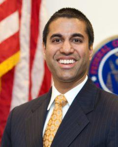 FCC Chairman Ajit Pai (Bild: FCC)