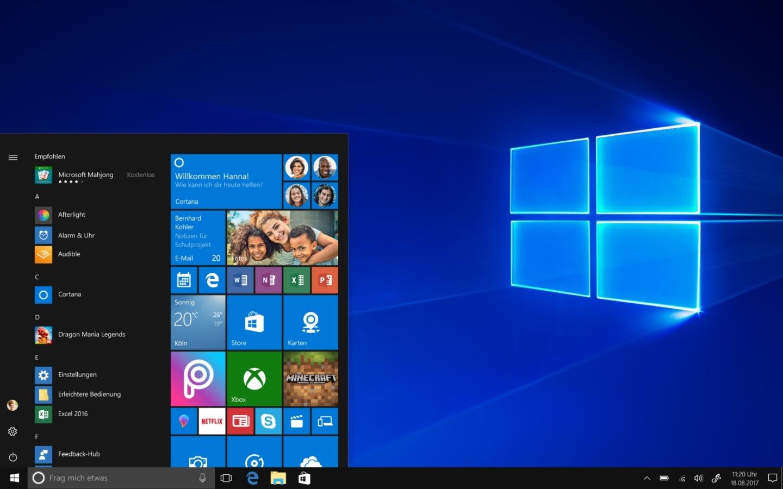 Windows 10 S (Bild: Microsoft)