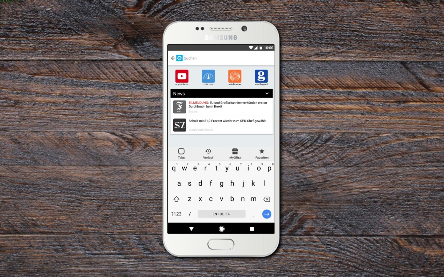 Cliqz for Android 1.6.0