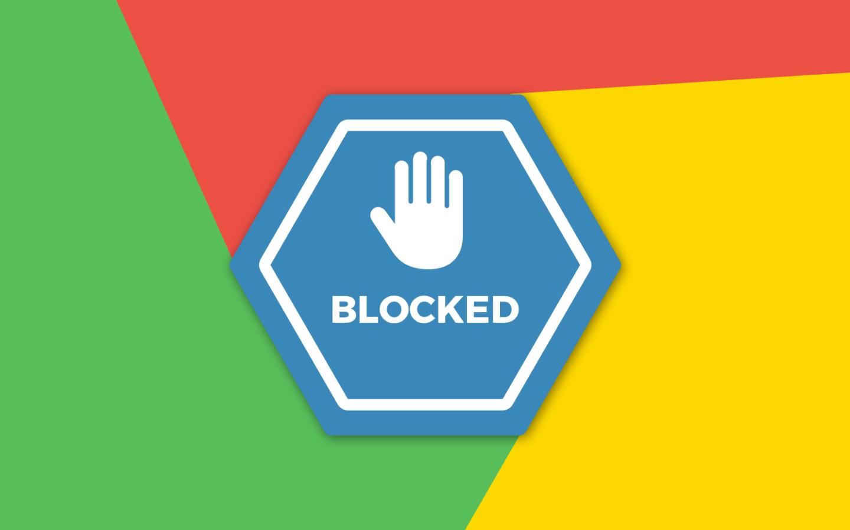Chrome-Werbeblocker