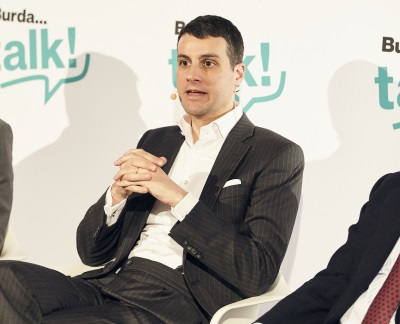 Cliqz-Geschäftsführer Marc Al-Hames (Bild: Dominik Gigler/HBM)