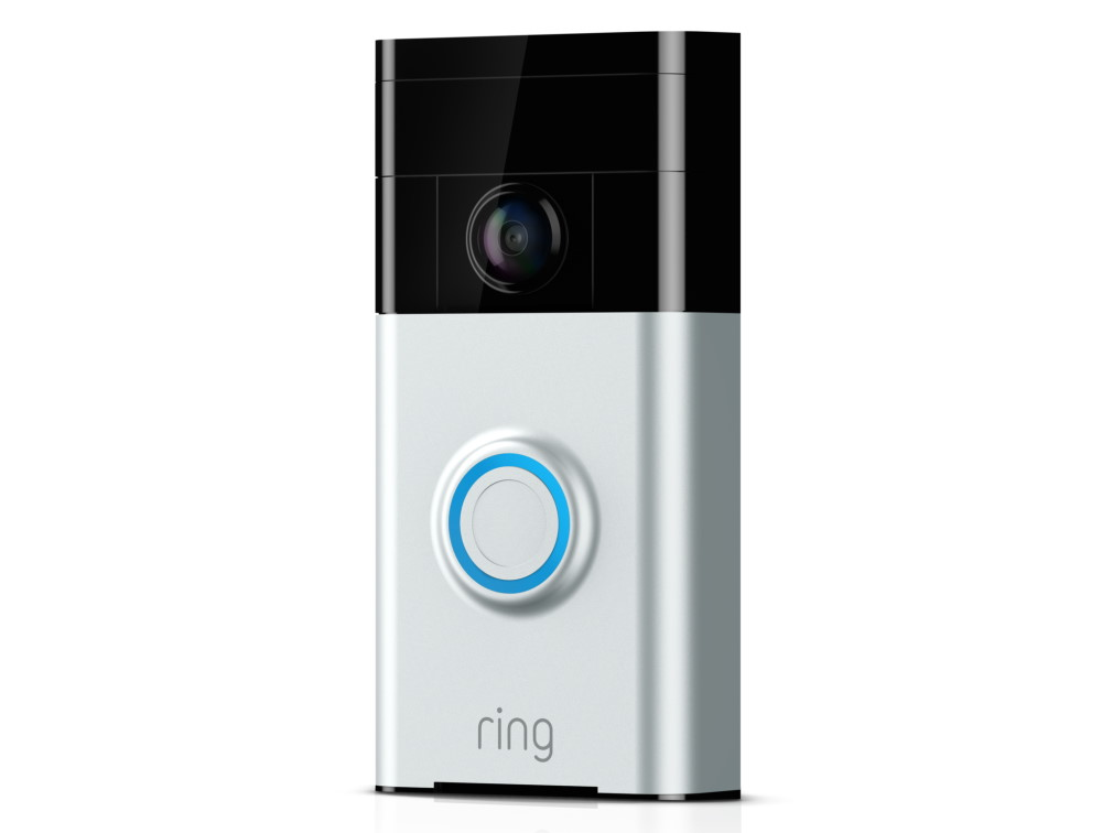 The Ring Video Doorbell fails when it comes to protecting privacy and security (Source: Ring).