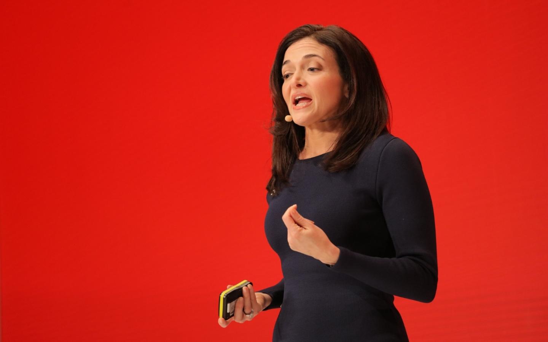 Sheryl Sandberg DLD Munich 19 (Source: Picture Alliance for DLD)