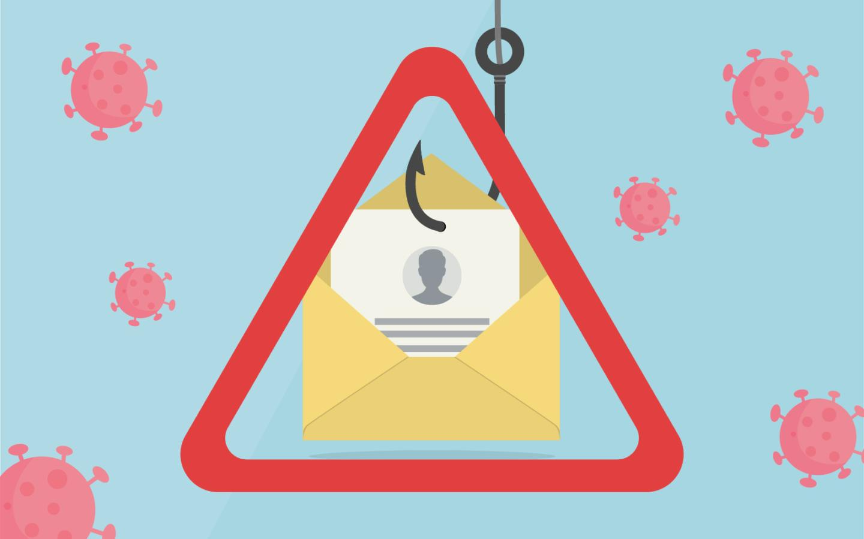 Covid-19/Coronavirus Phishing-Mails